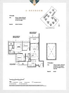 Parc-Clematis-Contemporary-Floor-Plan-3BR